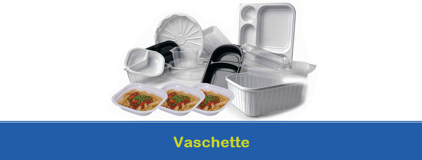 Fornitura Vaschette per Alimenti per Ristorante