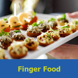 Finger Food (Self-Service)