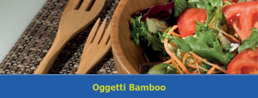 Oggetti bamboo bar ristoranti
