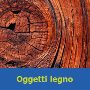 Oggetti in legno (Ristorante)