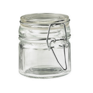 Vasetti vetro ermetici ristoranti