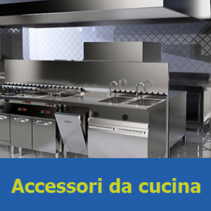 Accessori da cucina (Ristorante)